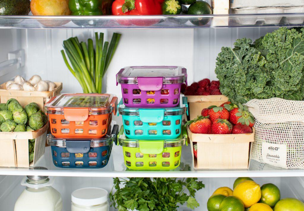Jak przechowywać jedzenie?