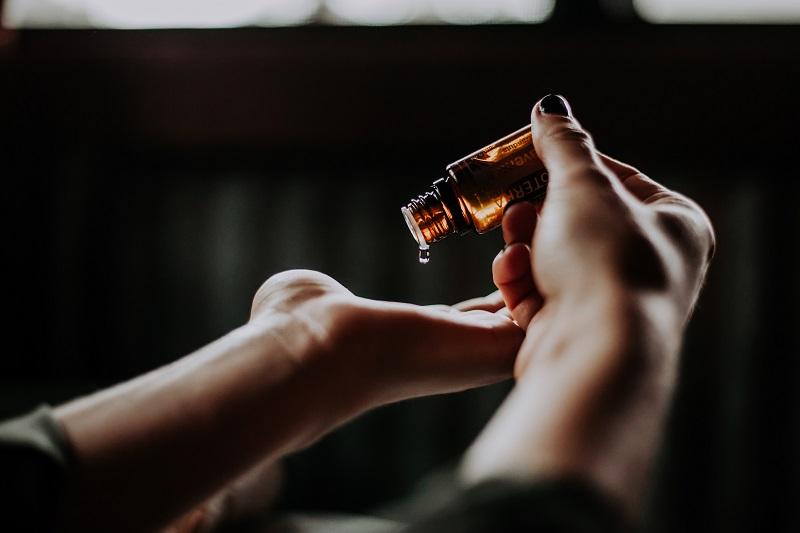 olejki do masażu relaksacyjnego