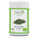 Bio chlorella 500mg 30g 60 tabletek NatVita