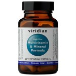 High five multivitamin & mineral formula 30 kapsułek Viridian