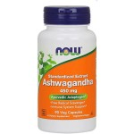 Ashwagandha 450mg 90 kapsułek NOW FOODS