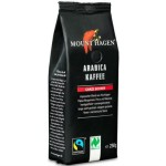 KAWA ZIARNISTA ARABICA PALONA FAIR TRADE BIO 250 g - MOUNT HAGEN