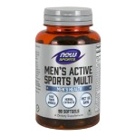 Multiwitamina dla mężczyzn Men's Active Sports Multi 90 kapsułek Now Foods Now Sport