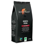 Kawa ziarnista arabica crema palona fair trade BIO 1 kg - Mount Hagen