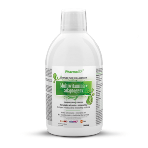 Multiwitamina +  adaptogeny 500ml PharmoVit
