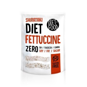Makaron fettuccine shirataki 200 g Diet-Food
