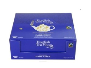 Herbata Earl Grey 100 szt BIO 200 g English Tea Sho
