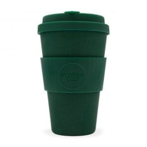 Kubek z włókna bambusowego i kukurydzianego Leave It Out Arthur 400 ml - Ecoffee Cup