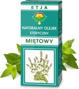 Olejek miętowy eteryczny 10 ml ETJA