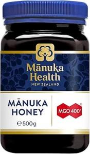 Miód Manuka 400+ 500g MANUKA HEALTH NEW ZELAND