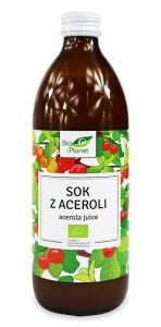 SOK Z ACEROLI BIO 500 ml - BIO PLANET