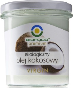 OLEJ KOKOSOWY VIRGIN BIO 240 g - BIO FOOD