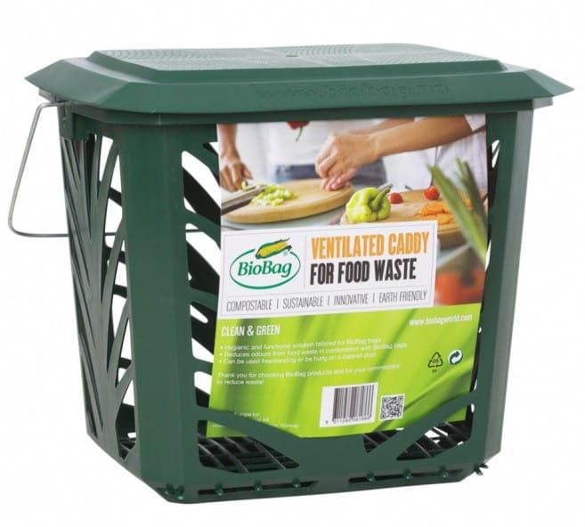 Pojemnik Na Odpady Organiczne Do Kuchni - Biobag