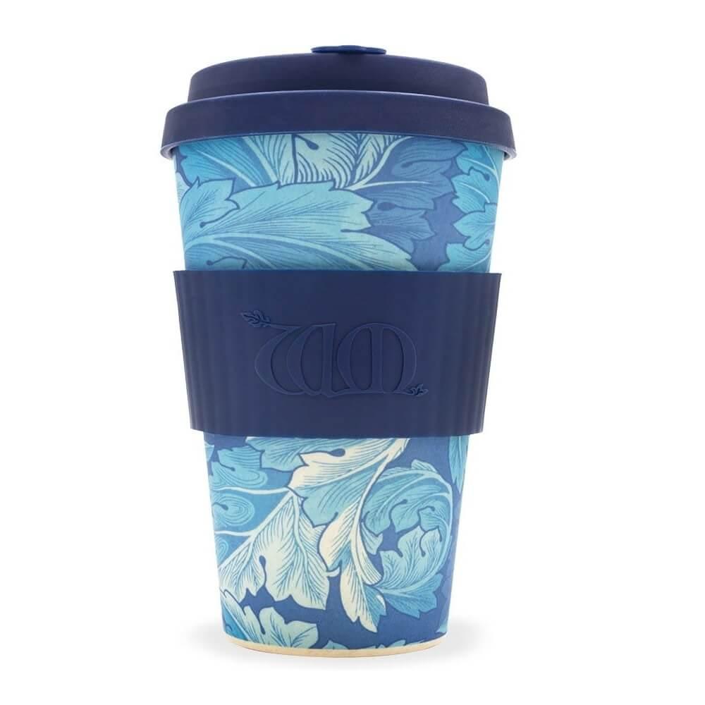 KUBEK Z WŁÓKNA BAMBUSOWEGO I KUKURYDZIANEGO ACANTHUS 400 ml - ECOFFEE CUP