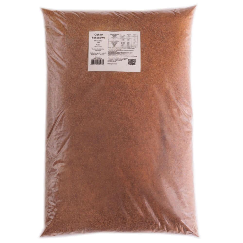 Cukier kokosowy 5 kg Targroch